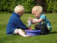 Vitamine D tekort bij jonge kinderen