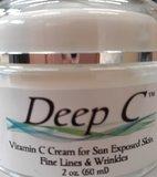 Deep c - vit. C huidcreme (deze is niet meer verkrijgbaar)_