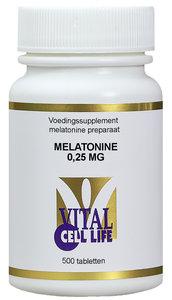 Melatonine 0,25 mg