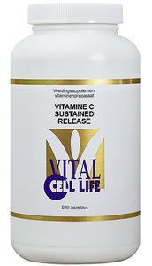 Vitamine C Sustained Release, 200 tabl