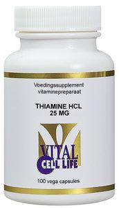 Thiamine HCL 25 mg(vitamine B1)