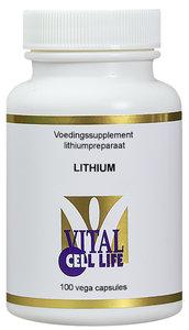 Lithium 400 mcg