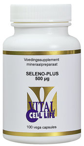 Seleno Plus  500 mcg