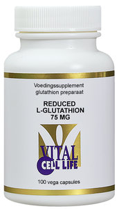 L-Glutathion 75 mg Reduced