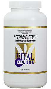 Osteo-Tablets - Bone Formula - improved formula