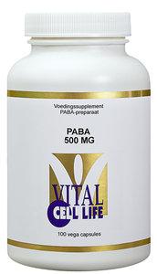 PABA 500 mg