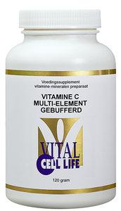 Vitamine C Multi-element Gebuff. Poeder