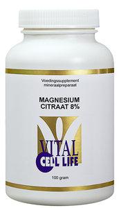 Magnesium citraat poeder 80 mg