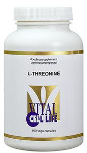 L-Threonine 500 mg