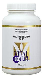 Teunisbloemolie 1000 mg, 100 capsules