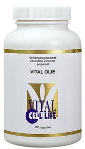 Vital Olie vetzuren- Omega 3 visolie