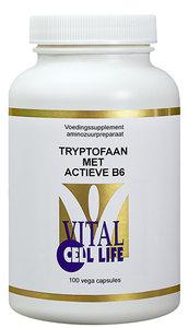 L-Tryptofaan 350 mg met Actieve B6