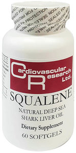 Squalene - Haaienlever Olie 1000 mg