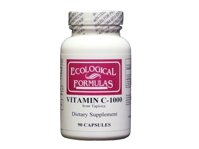Vitamine C-1000 Van Niet-Mais Bron