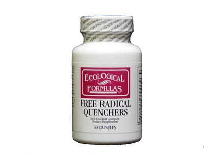 Free Radical Quenchers- Anti-oxidanten Complex