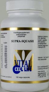 Supra-Squash - Anti-oxidanten Complex, 100 caps