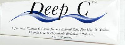 Deep c - vit. C huidcreme (deze is niet meer verkrijgbaar)