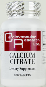Calcium Citraat 165 mg