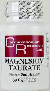 Magnesium Tauraat 125 mg