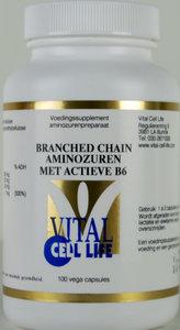 Branched chain aminozuur & B6