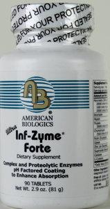 Ultra Inf-Zyme Forte (niet leverbaar) 7011 is een alternatief