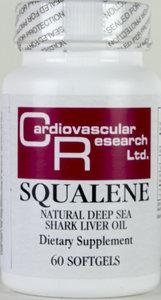 Squalene - Shark Liver Oil