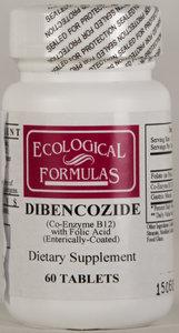 Dibencozide co-enzym B12, 1000 mcg